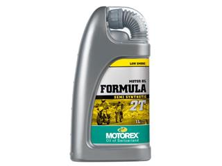 MOTOREX Formula 2T Motor Oil Semi-Synthetic 1L