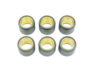 ATHENA Rollers Ø23x18mm 10g - 6 Pieces
