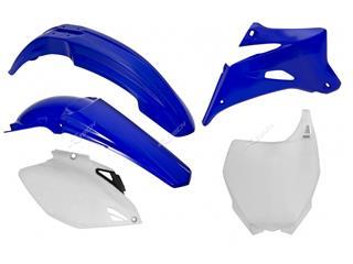 Kit plastique RACETECH couleur origine bleu/blanc Yamaha YZ250F - 7804780