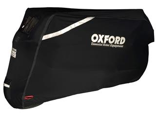 OXFORD Protex Stretch Outdoor Protective Cover Black Size XL