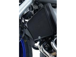 Kühlerschutz R&G RACING schwarz Yamaha MT-09