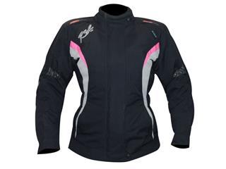 Veste RST Ladies Gemma textile toutes saisons noir/rose taille XL femme - 117831216