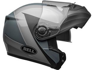 BELL SRT Modular Helmet Presence Matte/Gloss Black/Gray Size S - bbff99db-c6a5-41f2-8a13-7802a24f5e1e