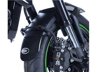 Extension de garde-boue avant R&G RACING noir Kawasaki Z900 - 4430043601