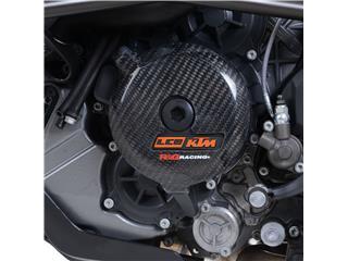 Slider moteur gauche R&G RACING carbone KTM 1290 Super Adventure - 446024