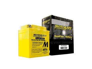 Bateria MOTOBATT MB5U