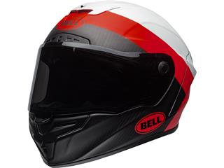 BELL Race Star Flex Helmet Surge Matte/Gloss White/Red Size L