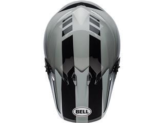 Casque BELL MX-9 Mips Dash Gray/Black/White taille M - bc5dec73-8f00-4e31-a198-d48339a09257