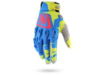 LEATT GPX 4.5 blue/yellow/red Lite gloves s.M - 8