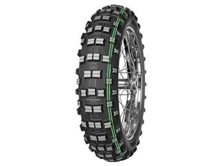 Pneu MITAS TERRA FORCE-EH 120/90-18 M/C 65M NHS TT SUPER SOFT EXTREME 2 green