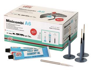 """Kit de réparation REMA TIP TOP type """"Champignon"""" Ø6mm"""