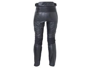 Pantalon RST Ladies Kate cuir noir taille S femme - bcab1729-87dd-4b15-bc00-d46046eb515e