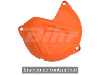 Protector tapa de embrague Polisport KTM naranja 8460300002