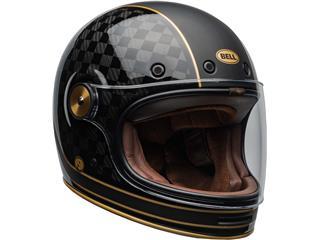 Casque BELL Bullitt Carbon RSD Check-It Matte/Gloss Black taille L - bcec4142-e261-489c-9832-7bee1da4b09e