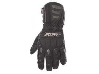 RST Storm Waterproof CE Gloves Leather/Textile Black Size XL/11