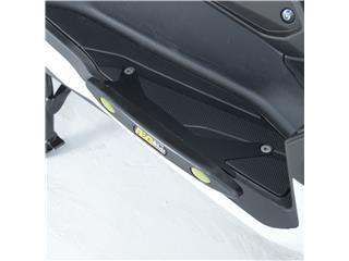 R&G RACING Footboard Slider Black Yamaha X-Max 400