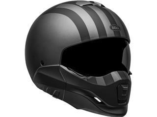 BELL Broozer Helm Free Ride Matte Gray/Black Größe M - bd62337e-71f4-4dc7-b662-3546b1eb213e