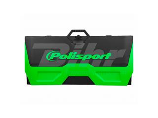 Tapete plástico Bike Mat Polisport verde - bd6a895c-1bbb-46b7-a354-1cce75635938