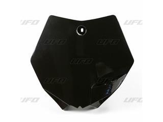 Plaque numéro frontale UFO noir KTM SX65 - 78522020