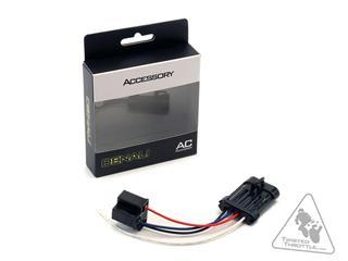 Adaptateur câble DENALI phare H4 Harley Davidson  - bd7fb191-2509-4bb6-a8de-369c52803b7a