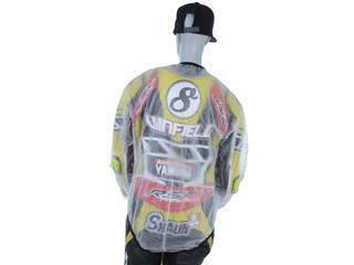 R&G RACING Racing Rain Jacket Transparent Size XXL - bd847447-2ac5-4046-af89-4b18e78aa74e