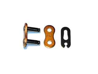 Attache type clip RENTHAL R1 428 or/noir - 4533001