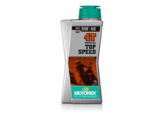 Huile moteur MOTOREX Top Speed 4T 5W40 synthétique 20L - bddf1715-a9f0-456b-bbbf-94d7d819c0d8