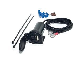 Prise USB BAAS USB6 1,2m - 20446