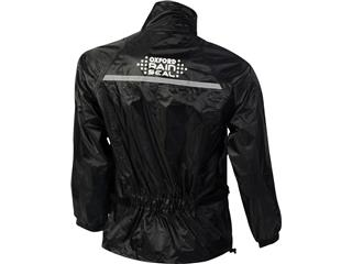 OXCFORD Rainseal Over Jacket Black Size 4XL - bdedd93a-c242-463e-b78a-80c7b0337e88