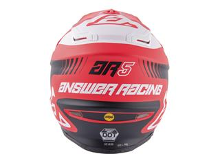 Casque ANSWER AR5 Pulse rouge/blanc taille S - be15c134-334d-4a61-a383-88b3d559f2d5
