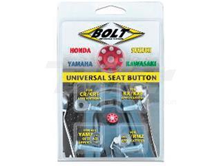 Kit de tornillos de asiento Bolt para HONDA / YAMAHA / KAW / SUZ