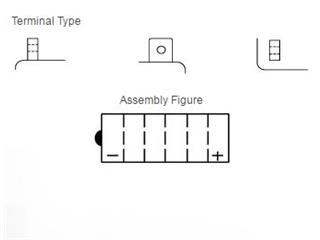Batterie YUASA 51913 conventionnelle - be349569-ad37-4ac0-b188-760ef91969a0