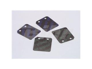 Láminas carbono Polini, caja original, Yamaha/Minarelli (2130532)