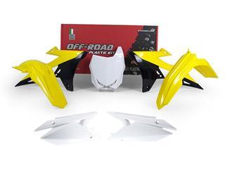 Kit plastique RACETECH couleur origine (2018) Suzuki RM-Z450 - 784981