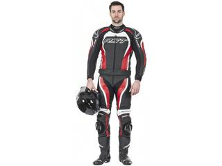 Veste RST Tractech Evo II cuir rouge taille S homme - 114250440