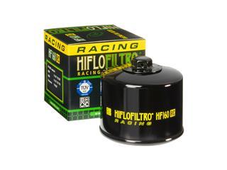 Filtre à huile HIFLOFILTRO Racing HF160RC noir