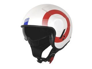 ORIGINE Sierra Helmet Round Red Size M