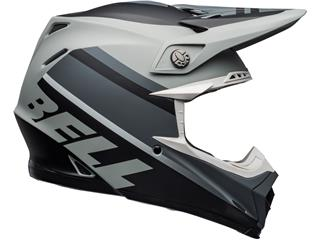 Casque BELL Moto-9 Mips Prophecy Matte Gray/Black/White taille L - bec7200e-9dc3-463b-9b6d-a33a6d22f415