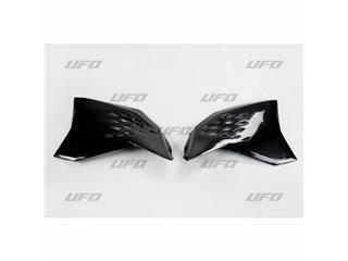 Ouïes de radiateur UFO bleu Reflex TM - 78633473
