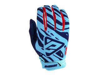 Gants ANSWER AR3 Astana/Indigo/Bright Red taille XXL