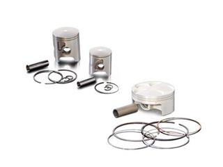 Kit 3 pistons 71.50mm Prox forgés Suzuki GT750 - 153008