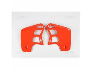 Ouïes de radiateur UFO orange Honda CR125R/250R - 78132951