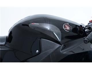 slider de réservoir R&G RACING carbone Honda CBR600R - 4450073