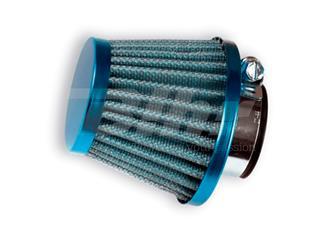 Filtro conico papel 28/35 recto. Azul - 729AZ