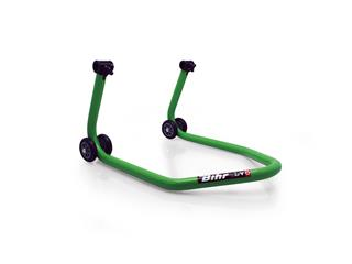 Bihr by LV8 green universal rear stand - Comes without supports