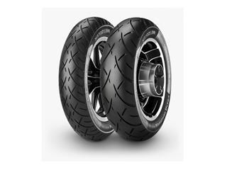 METZELER Tyre ME 888 Marathon Ultra (F) WW White wall 130/80 B 17 M/C 65H TL