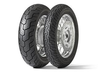 DUNLOP Tyre D404 130/90-15 M/C 66H TL