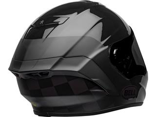 Casque BELL Star DLX Mips Lux Checkers Matte/Gloss Black/Root Beer taille L - c077f23a-395c-4770-b296-a88ee9096675