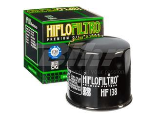 Filtro de aceite cromo Hiflofiltro HF138C