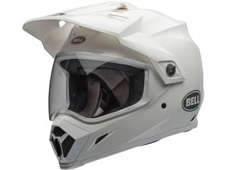 BELL MX-9 Adventure Mips Helm Gloss White Größe XS